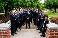Formals (Groom and Groomsmen)